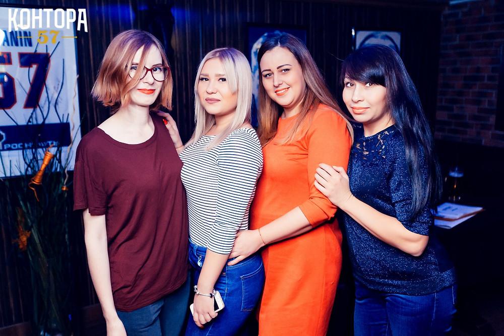Контора 57 Казань – лучший бар в Казани