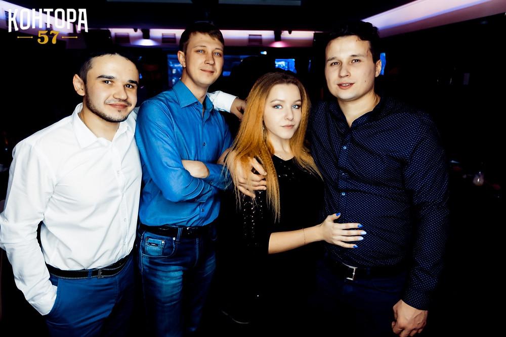 Корпоратив на Новый год 2018 ресторан Казань
