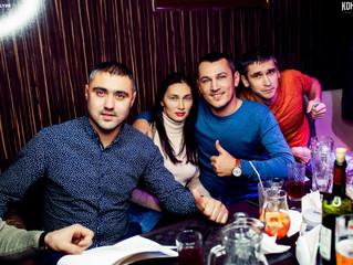 Контора 57 – меню – ресторан – Казань