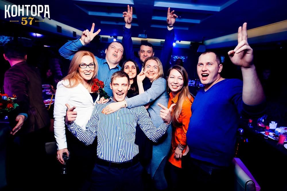 Вечеринка в Казани