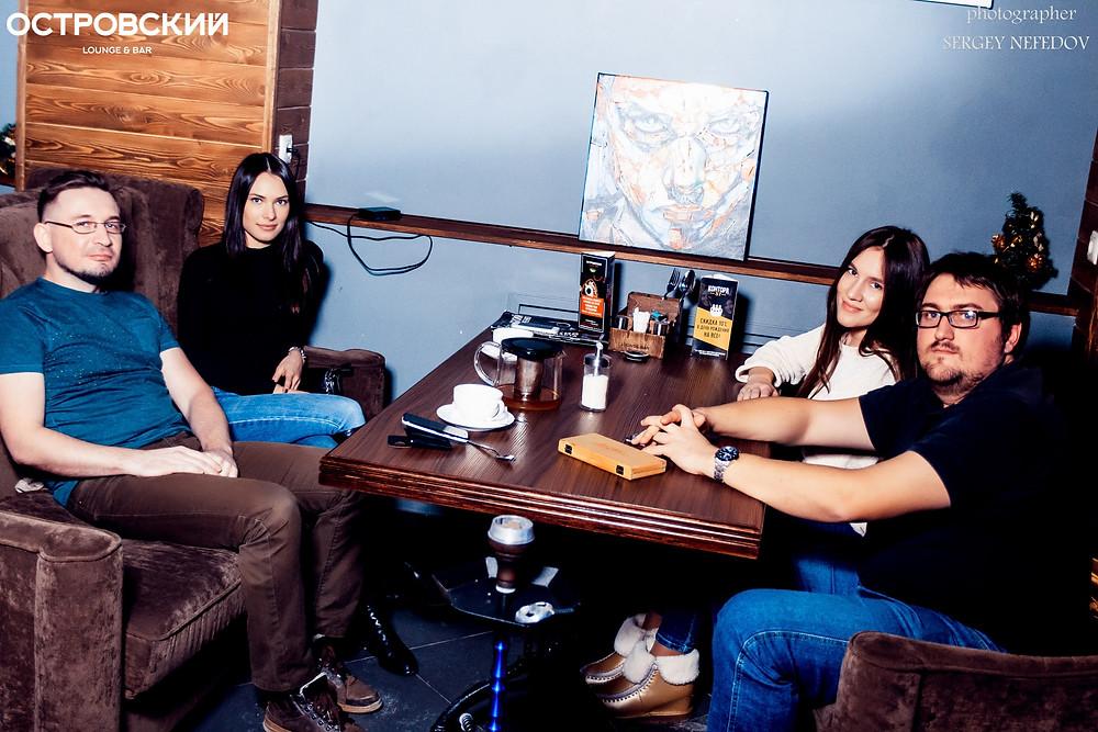 -30% на все меню в субботу кафе в Казани