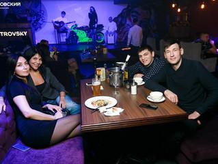 Прекрасно поужинать в Казани