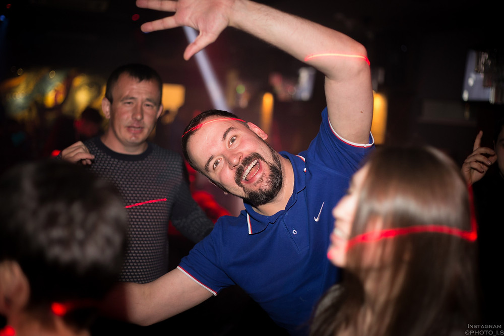 Самый популярный ночной клуб в Казани
