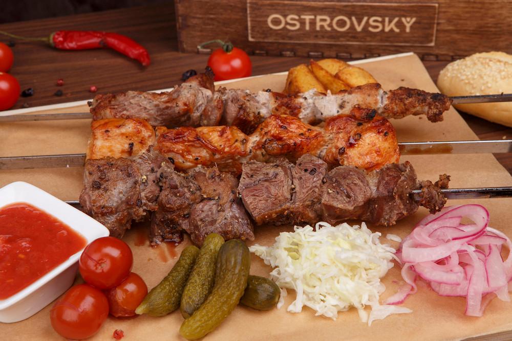 Самый вкусный шашлык в Казань