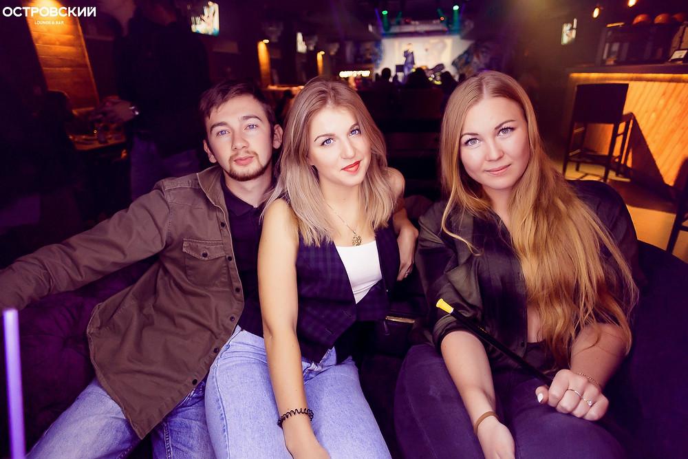 Где отметить новогоднюю ночь с подругой Казань