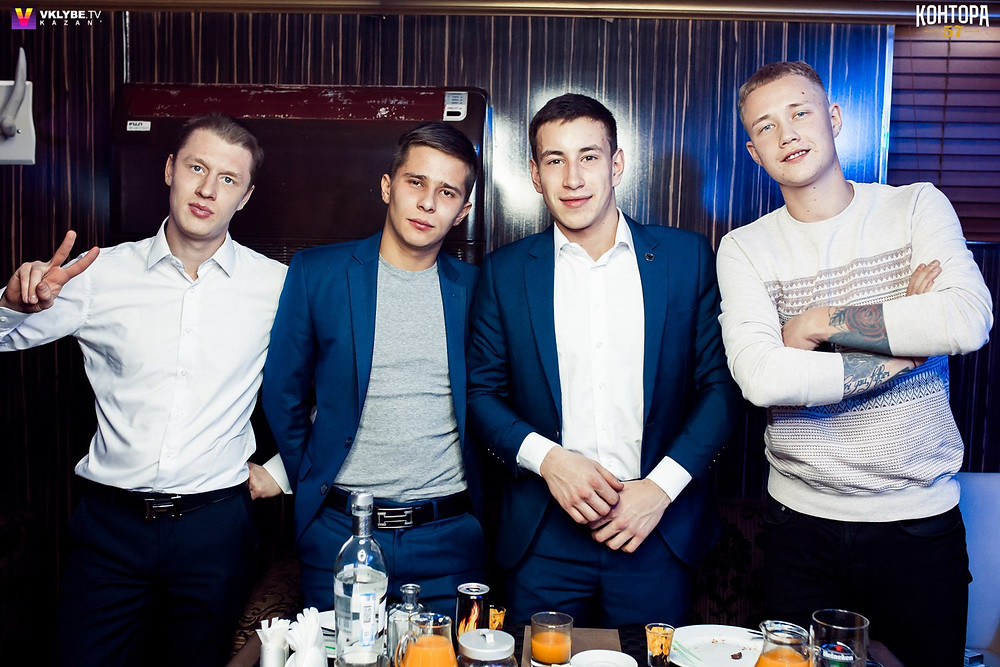 Куда пойти с парнями в Казани