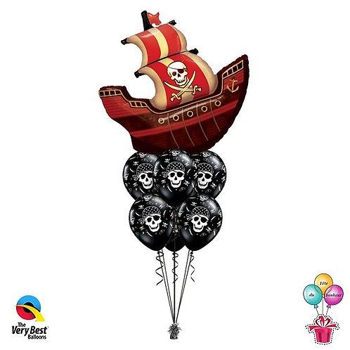 Bouquet Luxury Pirate