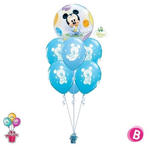 Bouquet Luxury Baby Mickey