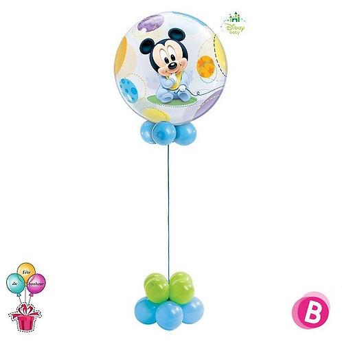 bubble baby mickey
