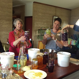 Fermenting Parties