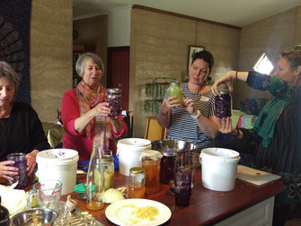 Fermenting Parties