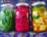 gut health fermented sauerkraut