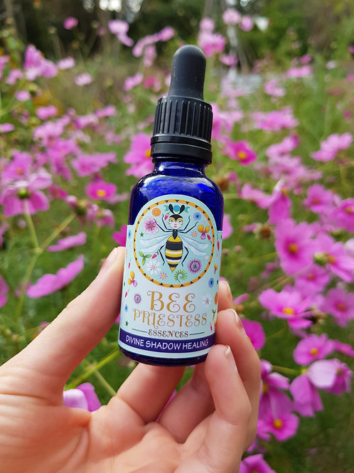 Bee Priestess Essences 'Divine Shadow Healing'  30ml