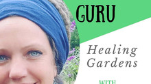 Healing Garden podcast, with Sarah Chopra