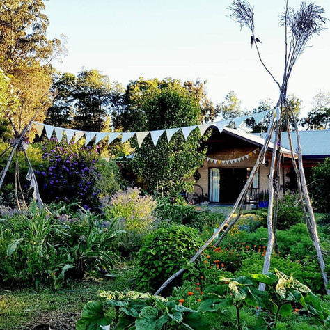 Green Tree Healing Garden