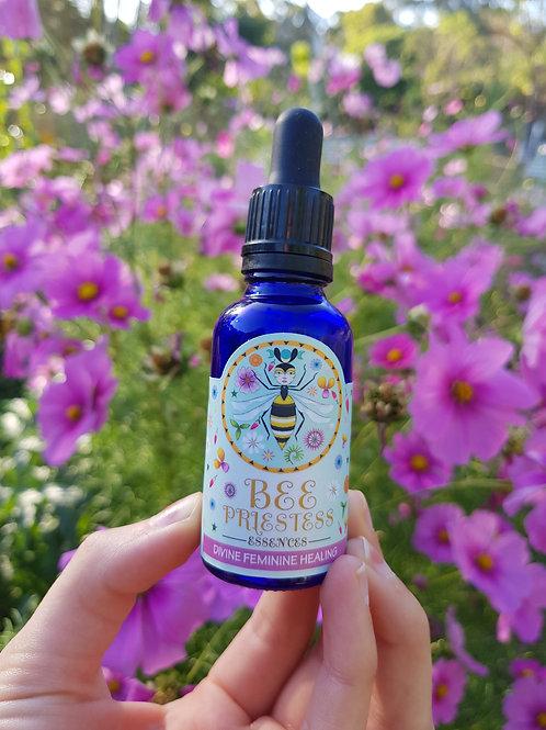 Bee Priestess Essences 'Divine Feminine Healing'  30ml