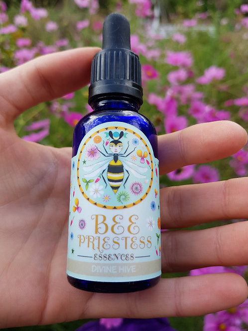 Bee Priestess Essences 'Divine Hive'  30ml