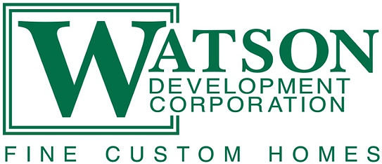 Watson Development Custom Home Builder logo