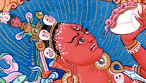 ONLINE Vajrayogini Cho Tsok Retreat