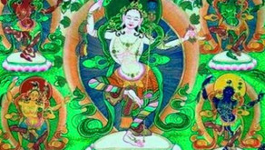 NEW ONLINE SERIES - The Ear-Whispered Lineage Five Dakini Practice - Working Basis of Tantra and Cho