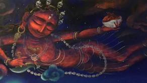 Vajrayogini Eight-Line Praise - Transmission, Teaching & Practice Sun. Oct. 25, 12 noon - 1 pm