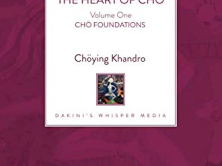 """New Book Release Events - """"The Heart of Chö"""""""