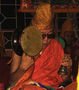Ninth Khalkha Jetsun Dampa Rinpoche