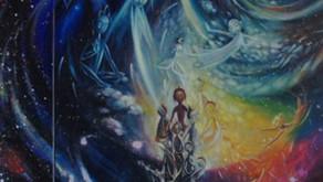 Sensing the Five Energies - manifested as the Five Awakened Elemental Dakinis