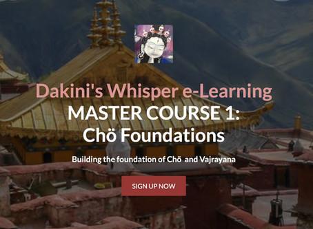 MASTER COURSE 1 - Chö Foundations