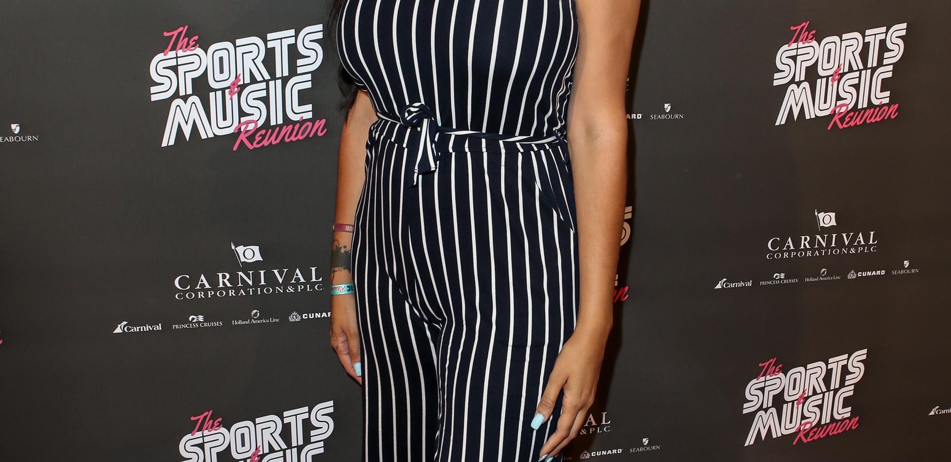 Candice McCaney - Sport & Music Reunion