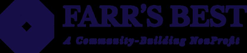 Farr's Best Non-Profit logo horizontal 2