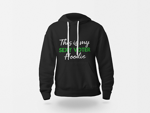 SEXY VOTER HOODIE