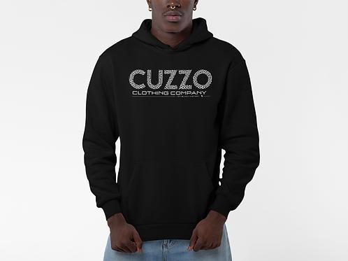 Cuzzo® I Am Black History Sweatshirt (Black-White)