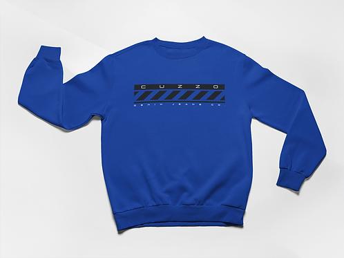 Cuzzo® Construct Sweatshirt (Royal)