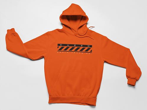 Cuzzo® Construct Hoodie (Orange)