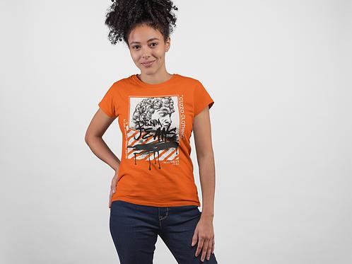 Cuzzo® Unisex Women's Brandwashed (Orange)