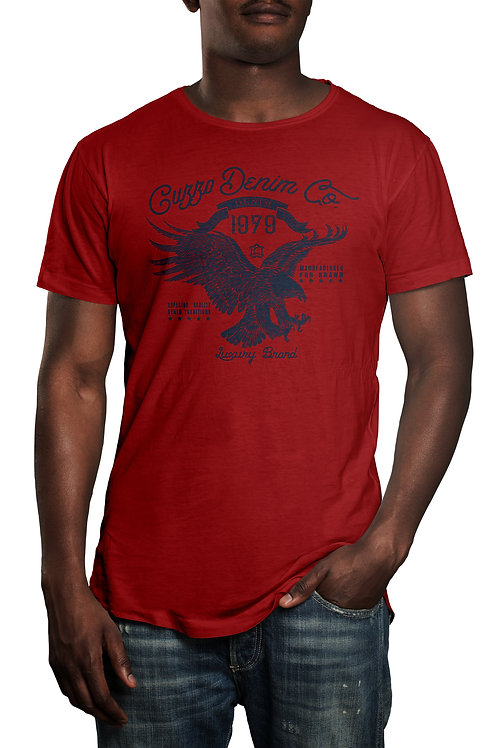 Cuzzo Soar Tee (Red)