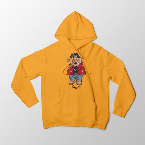 Cuzzo® Cuzzy™ Hoodie (Gold)