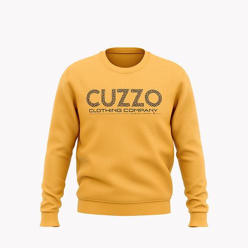 Cuzzo® I Am Black History (Gold-Black) Sweatshirt