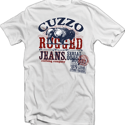 Cuzzo Rugged (White)