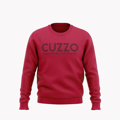 Cuzzo® I Am Black History Sweatshirt (Red-Black)