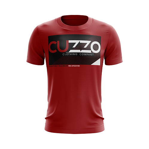 Cuzzo® Astro Tee (Red)