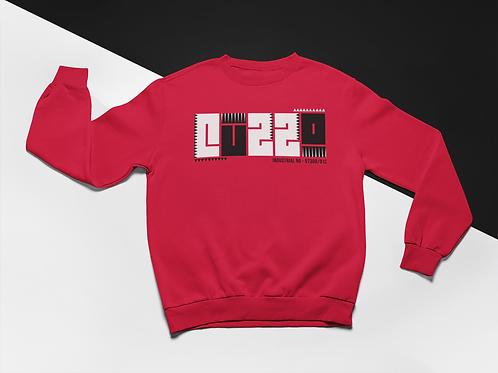 Cuzzo® BHM Sweatshirt (Red)