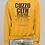 Thumbnail: Cuzzo® Faded Sweatshirt (Gold-Black)