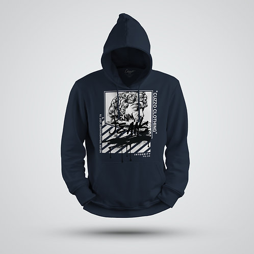 Cuzzo® Brandwashed Hoodie (Navy)