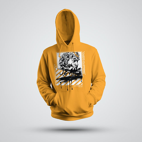 Cuzzo® Brandwashed Hoodie (Gold)