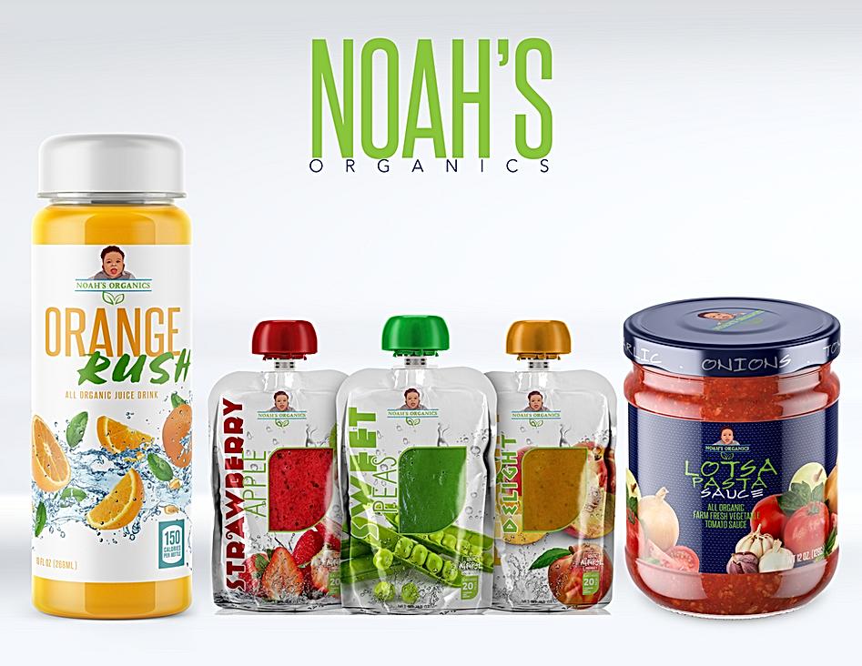 Noah's Organics Products