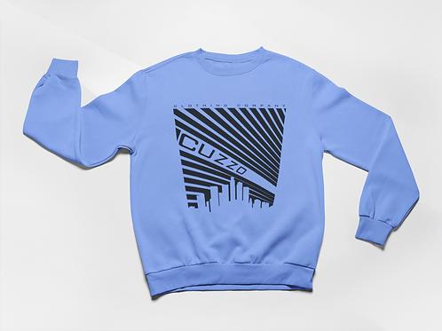 Cuzzo® Illuminate Sweatshirt (University Blue)