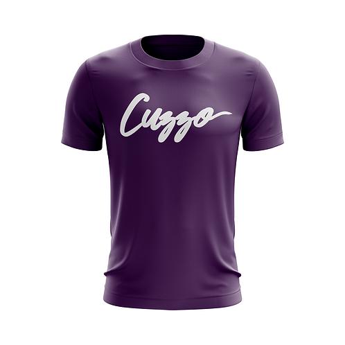 Cuzzo Signature Tee (Purple)