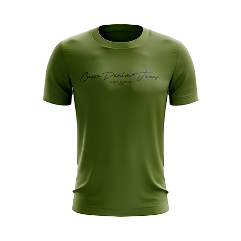 Cuzzo® Scripted (Olive-Black)